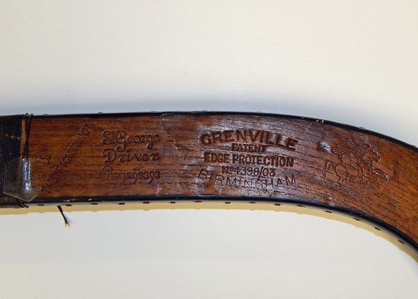 Grenville Illegal Hockey Stick 03