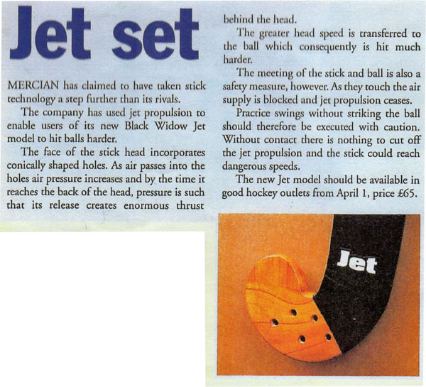 Jet Set article