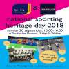 National Sporting Heritage Day 2018 At The Hockey Museum