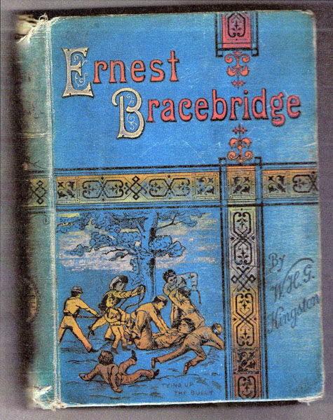 Ernest Bracebridge WHG Kingston